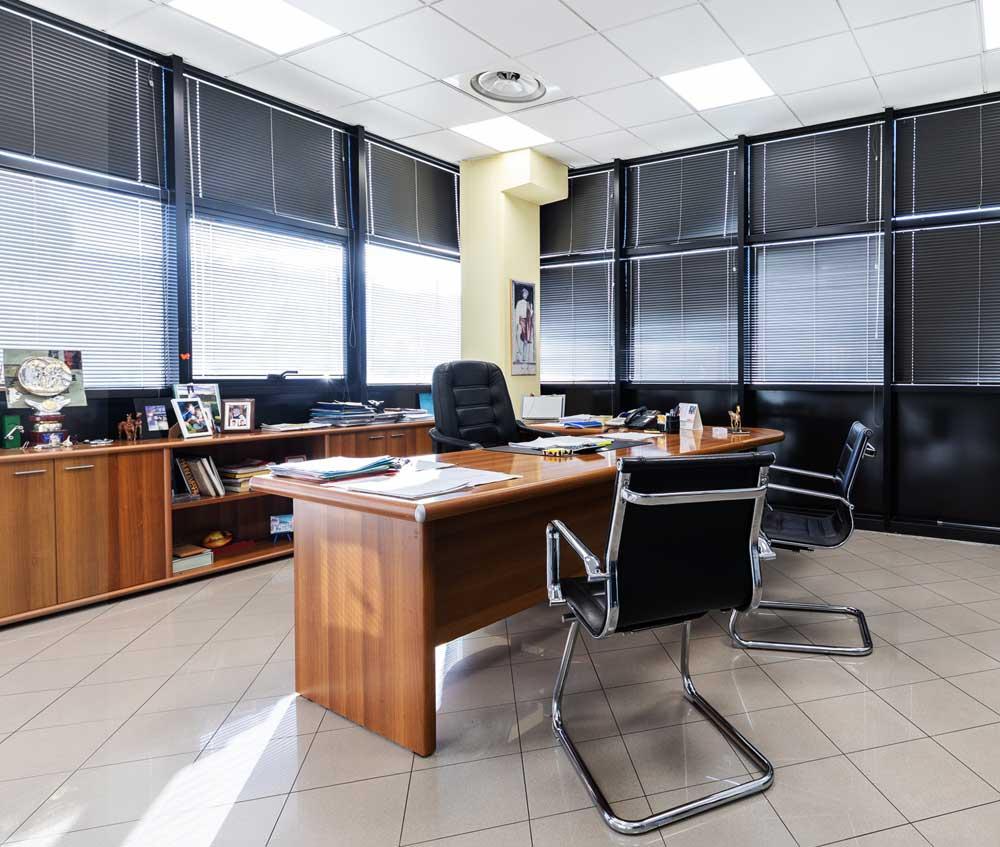 Uffici Sede Costruzioni Meccaniche Zanetti