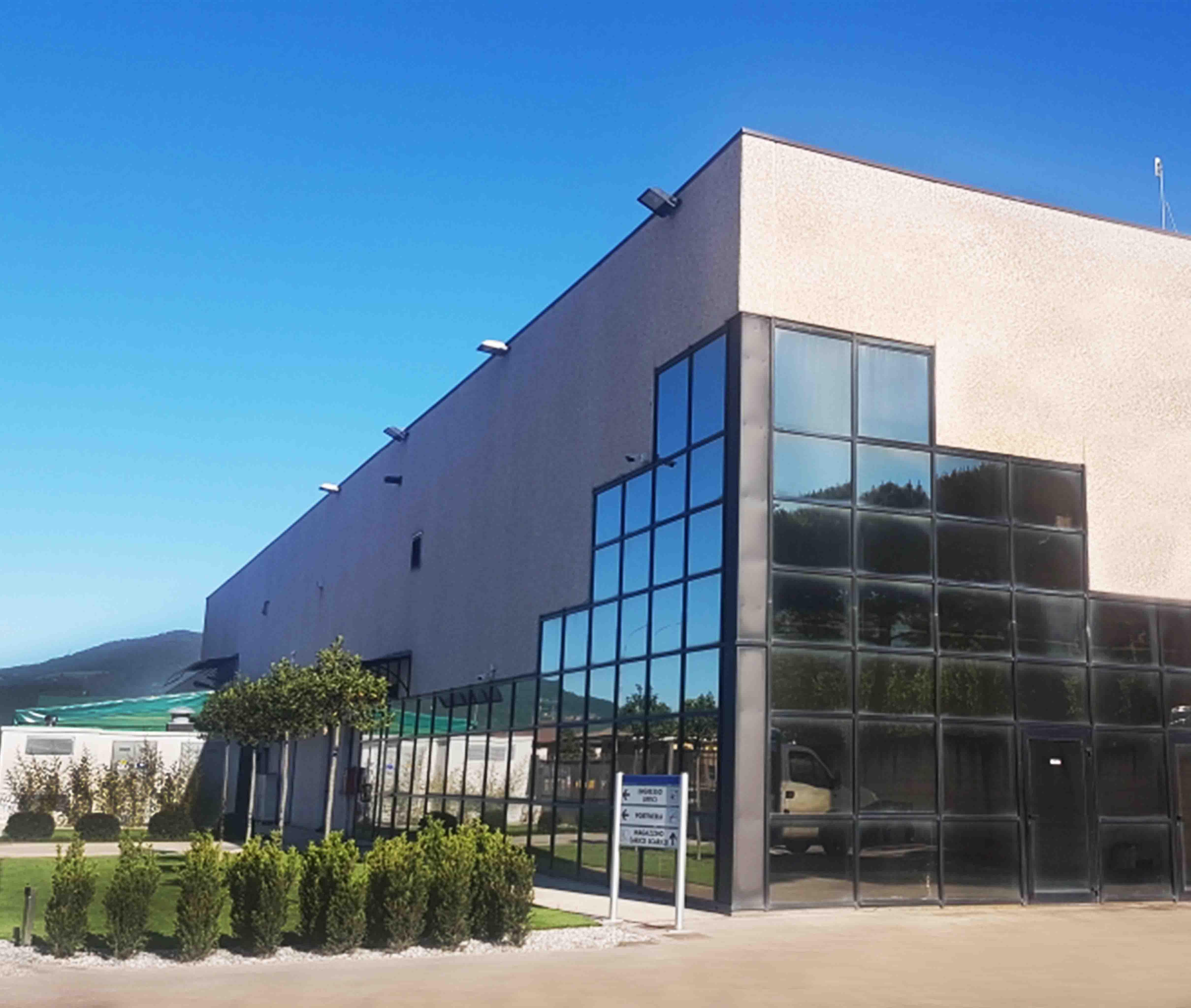 Sede Costruzioni Meccaniche Zanetti